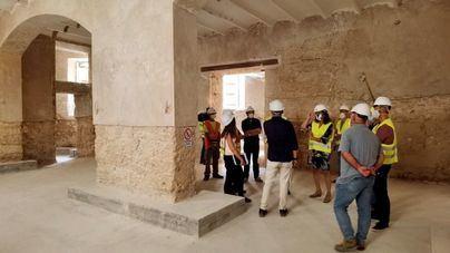 La reforma de La Misericòrdia acogerá la construcción de un centro de interpretación