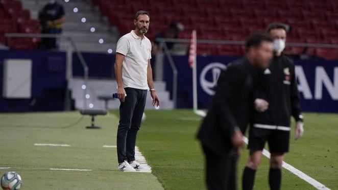 Moreno: 'Si ganamos al Levante, donde hoy vemos muy oscuro, podremos ver algún rayo de luz'