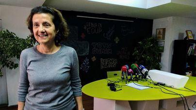 Fina Santiago solicita una reunión con Pablo Iglesias y Escrivá