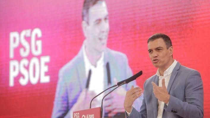 Sánchez pide a los españoles que no se dejen