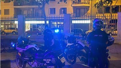 Palma: 53 actas policiales por botellón el primer día de control de aglomeraciones