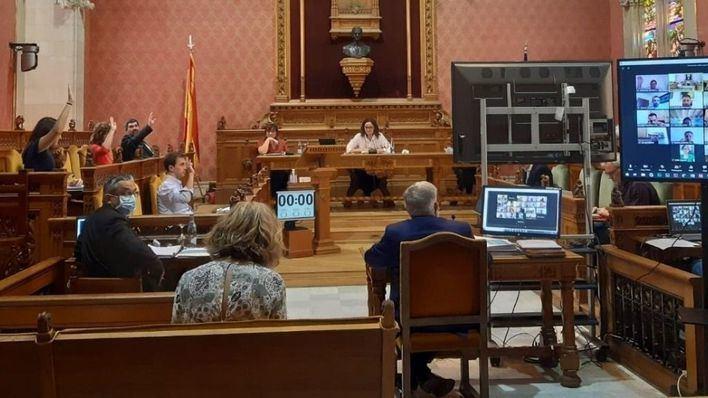 El PP acusa a Cladera de hacer 'puro marketing político' y evitar el debate sobre el estado del Consell