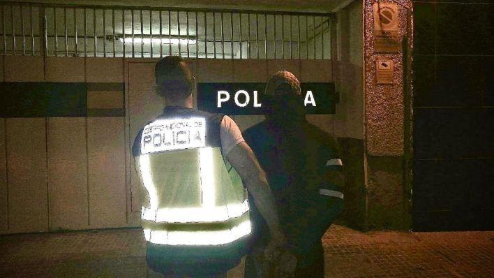 Detenido en Son Gotleu el vendedor de drogas