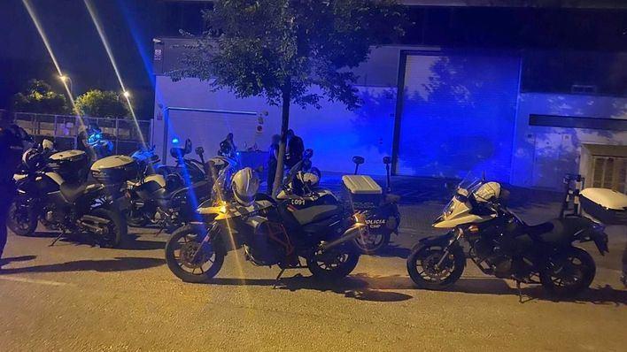 Dos colombianos heridos y otro detenido tras una reyerta en Pere Garau