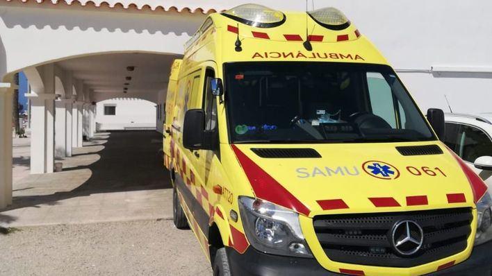 El 061 suma en Formentera una segunda ambulancia durante el verano