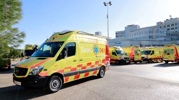 Entran en servicio las ambulancias de refuerzo estival en Calvià y Felanitx