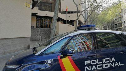 Detenido por un robo con fuerza en un comercio de s'Escorxador de Palma