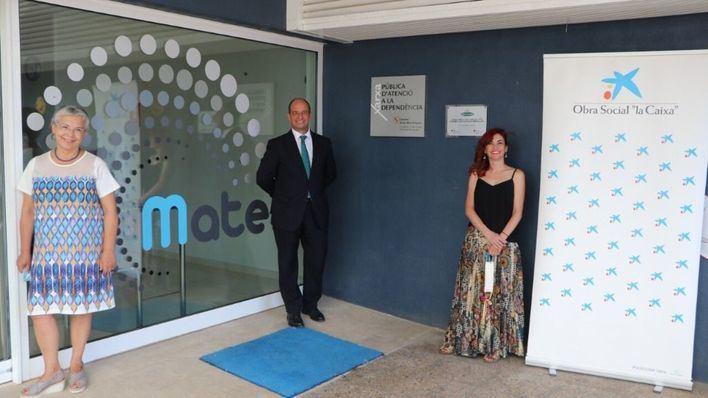 CaixaBank dona 18.000 euros para proyectos de renovación de Mater Misericordiae