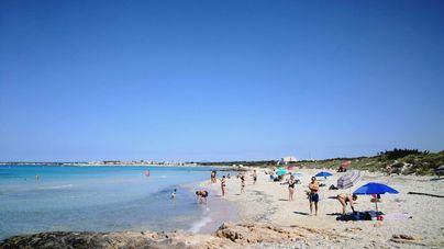 Suben las temperaturas en Baleares