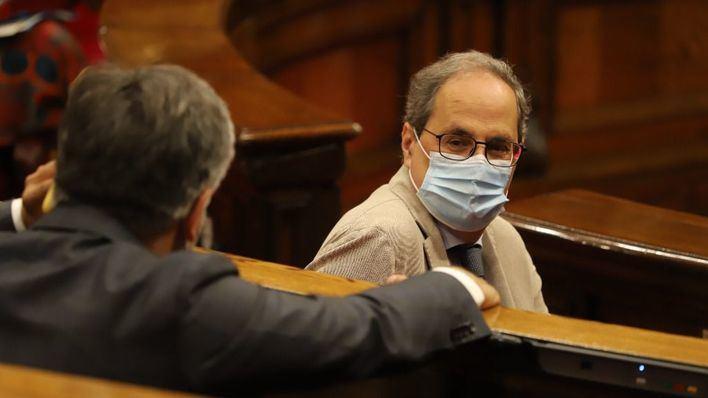 La mascarilla será obligatoria en Cataluña desde este jueves