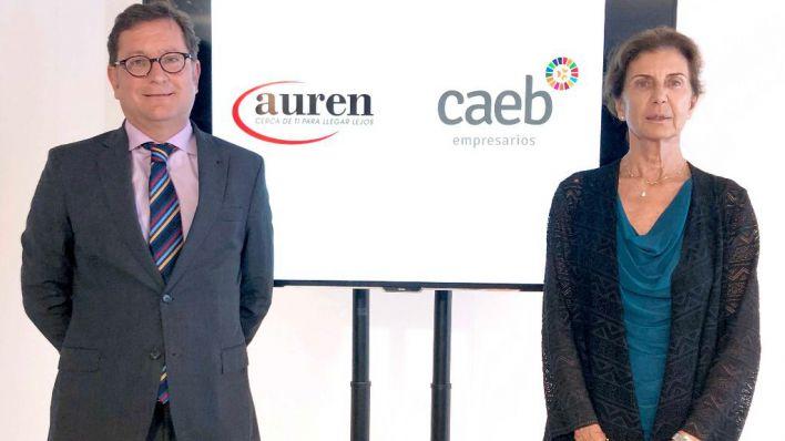 Auren se incorpora a CAEB