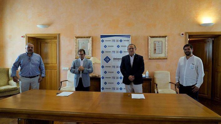 Calvià y la UIB firman un convenio para fomentar las actividades sobre biodiversidad