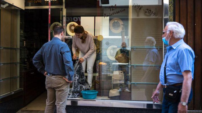 La mascarilla será obligatoria en espacios públicos de Baleares desde el lunes
