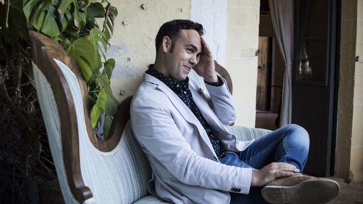 'Sentí mucha emoción cantando en el balcón, porque eran momentos durísimos'