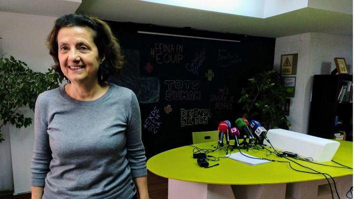 Los partidos del Pacte blindan a Fina Santiago y rechazan una propuesta del PP para destituirla