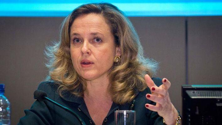 Calviño, derrotada a última hora y contra pronóstico en la votación de la presidencia del Eurogrupo
