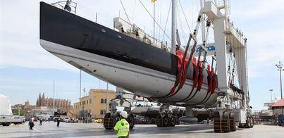Preocupación en el sector náutico balear por la nueva tasa de reparación de barcos