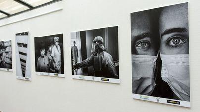 Una exposición fotográfica plasma cómo se ha vivido el coronavirus en Son Llàtzer