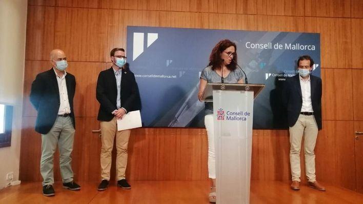 La ecotasa desarrollará proyectos en Mallorca por valor de 123,5 millones de euros