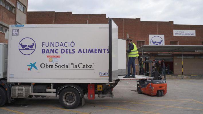 La Fundación la Caixa recauda cerca de 65.000 euros para los bancos de alimentos de Baleares
