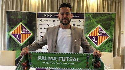 El Palma Futsal ficha 'samba' de calidad con la incorporación de Marlon