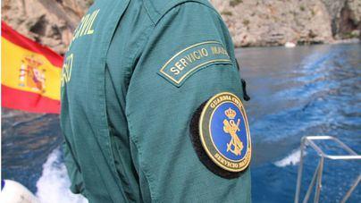 Encuentran un fardo con 45 kilos de hachís en unos acantilados de Els Alocs