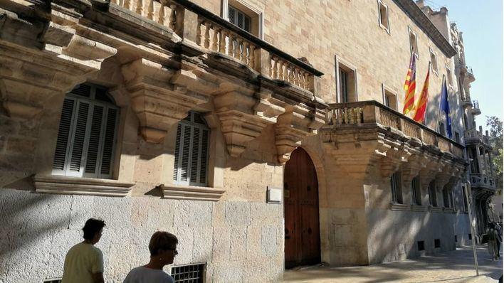 Juicio a un hombre acusado de tener trabajadores ocupados como voluntarios en Calvià