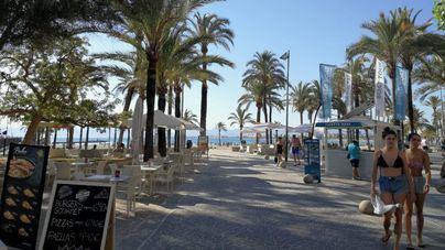Los hoteleros de Playa de Palma calculan un 37 por cien de ocupación en julio