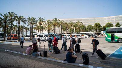 Los aeropuertos de Baleares operan este domingo 547 vuelos
