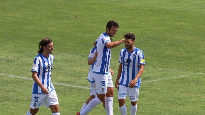 Atlético Baleares y Poblense firman un empate en el Estadi Balear