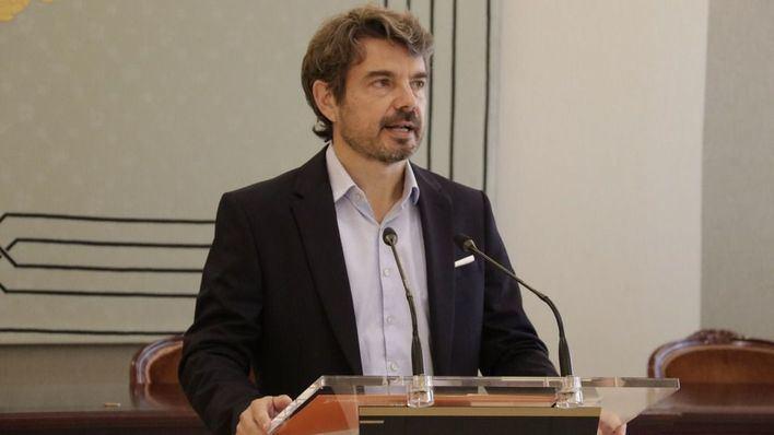 Ciudadanos pide suprimir la ecotasa hasta el 2022