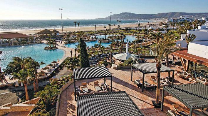 Riu reabre en Marruecos el Palace Tikida Taghazout y el Tikida Dunas