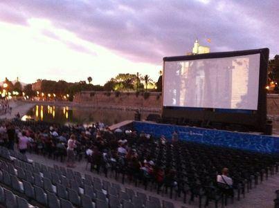 Cinema a la Fresca se traslada este año a Ses Voltes