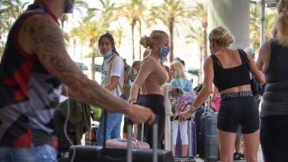 Baleares relaja el uso obligatorio de la mascarilla en zonas turísticas