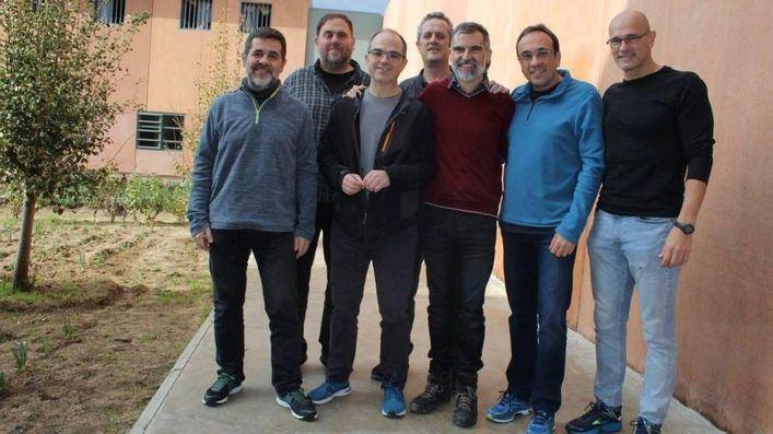 La Generalitat concede el tercer grado a todos los líderes independentistas en prisión