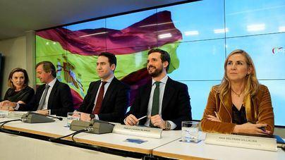 El Comité Ejecutivo del PP hace balance: ¿moderación y centralidad tras la victoria de Feijóo?
