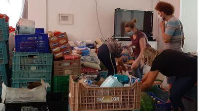 Tardor recibe una avalancha de peticiones de familias sin recursos