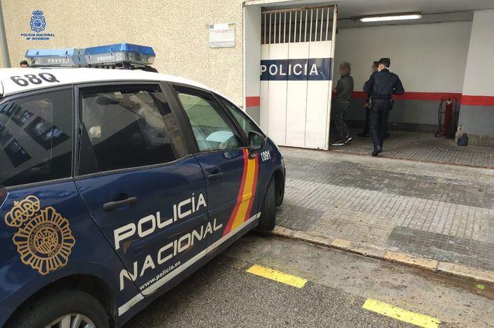 Detenido en Palma por pegar una paliza a su mujer