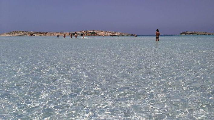 Ses Illetes de Formentera, mejor playa de España