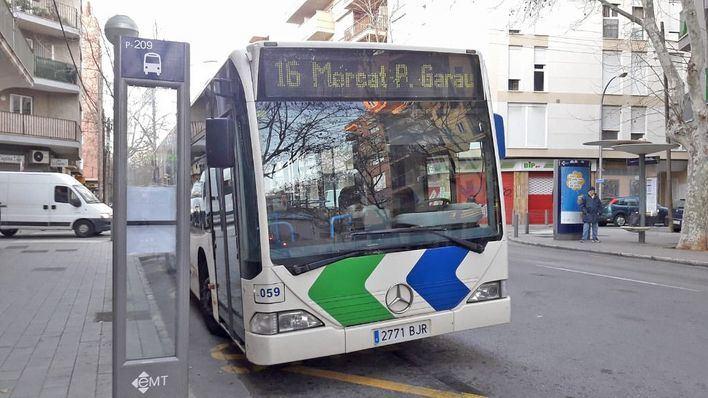 Las incorporaciones de la EMT Palma... a la nevera hasta 2022
