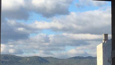Chubascos ocasionales en Baleares y temperaturas en ascenso