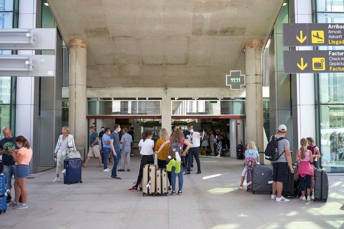 Los aeropuertos de Baleares registrarán desde este viernes y hasta el domingo cerca de 2.000 vuelos