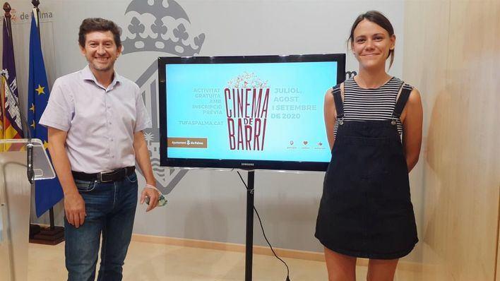 'Cine de Barrio' arranca este sábado en Palma