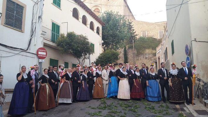 Andratx decide no celebrar este año la fiesta de 'ses Madones' por razones de seguridad