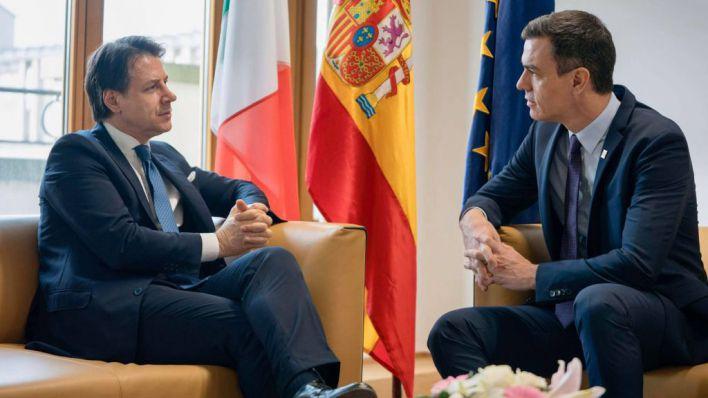 España e Italia unen sus fuerzas en la cumbre europea sobre el plan de reactivación económica