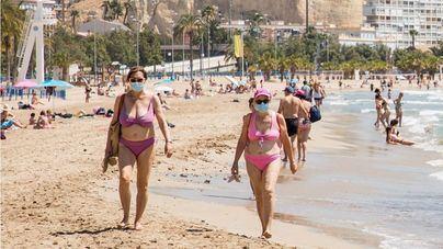 Temperaturas en ascenso y posibilidad de algún chubasco en Baleares