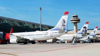 Aumenta el número de vuelos que llegan a Baleares