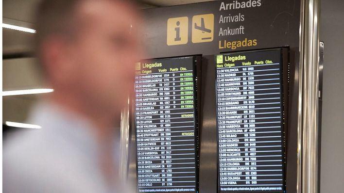 Los aeropuertos de Baleares registran 665 operaciones este domingo