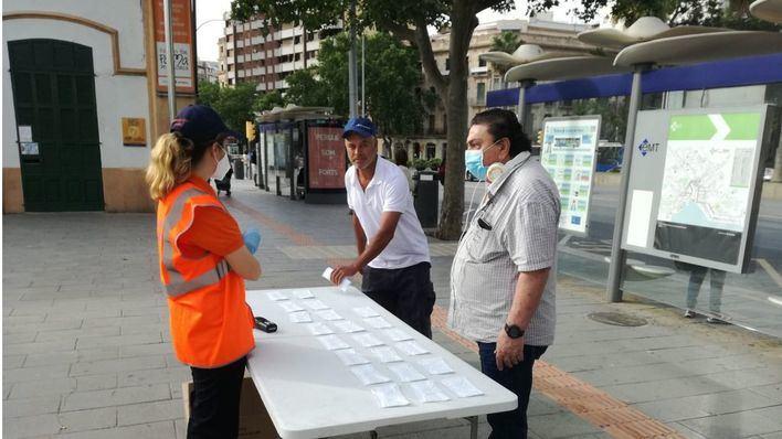 No llevar mascarilla se multa con hasta 100 euros desde hoy