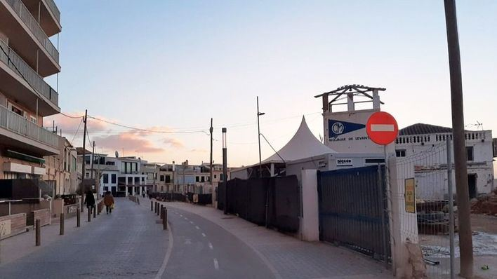 El Club Marítimo Molinar lamenta que se le prive de recursos físicos para desarrollar su actividad